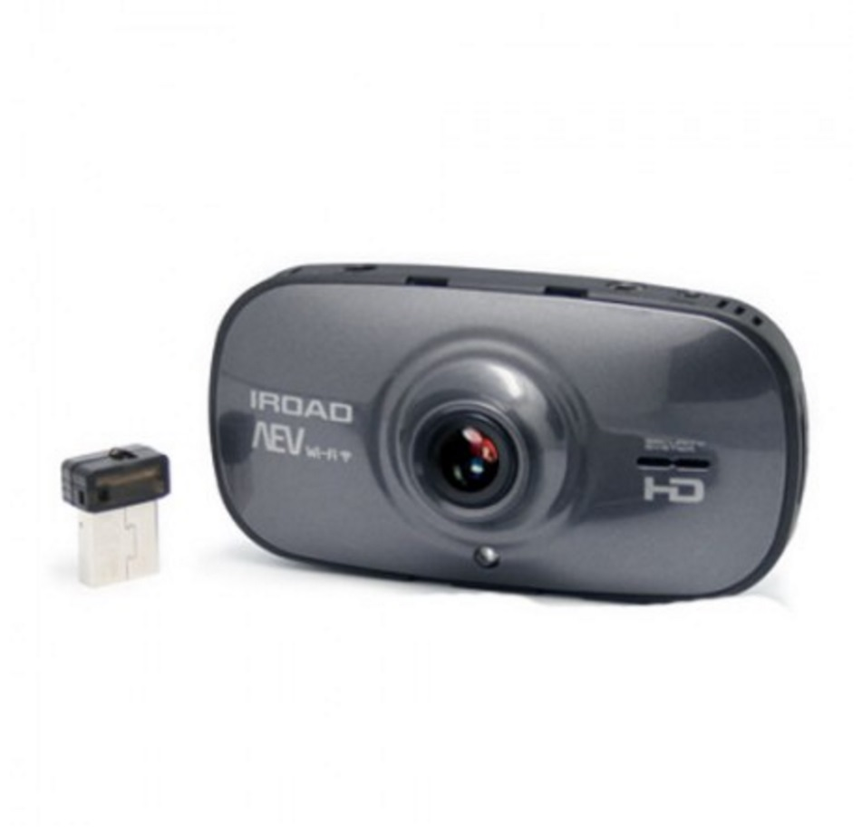 IROAD AEV Duel Camera Car Driving Recorder