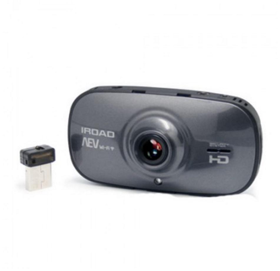 IROAD AEV Duel Camera Car Driving Recorder